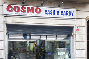 Cosmo Cash and Carry