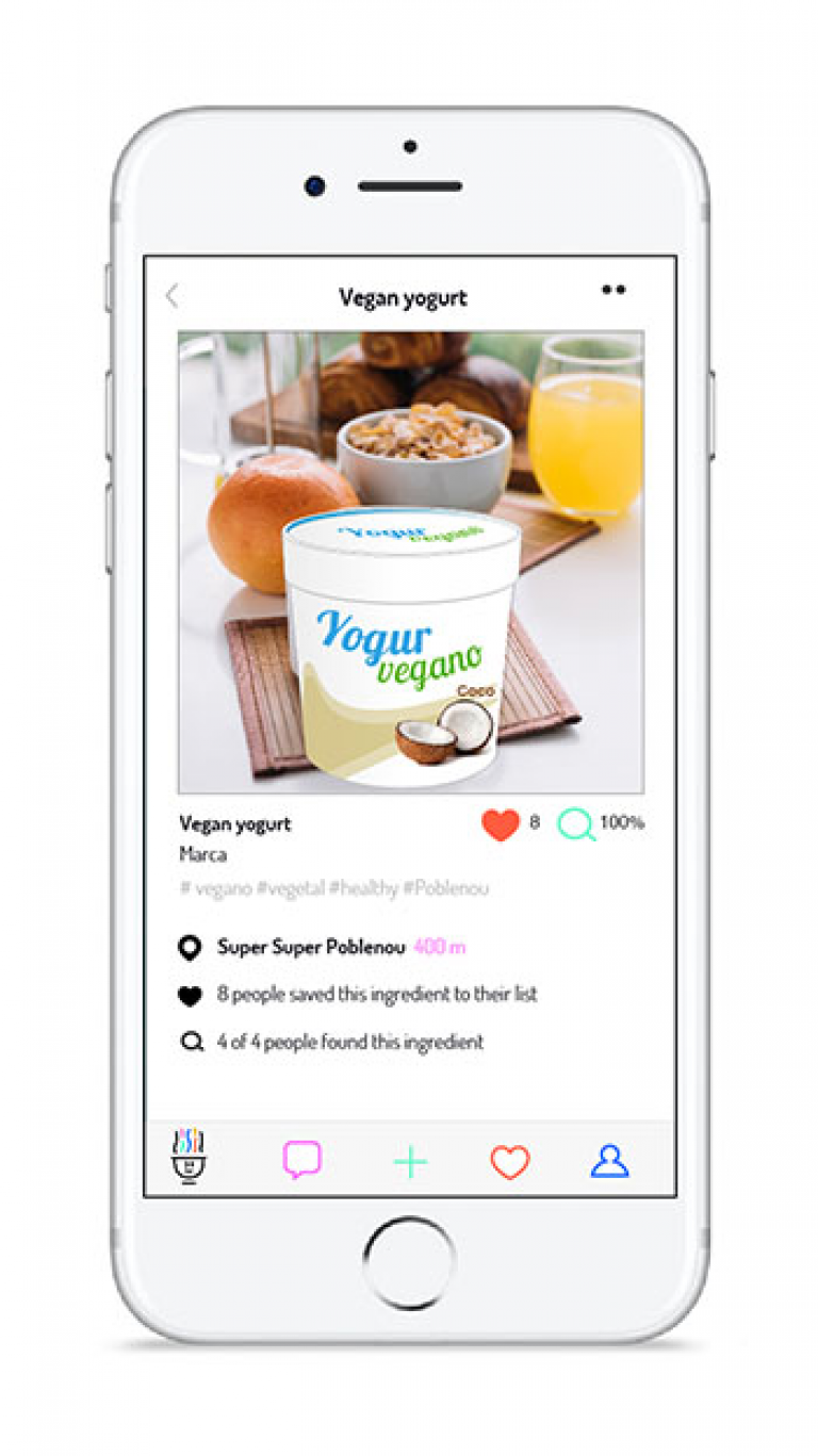 App product view