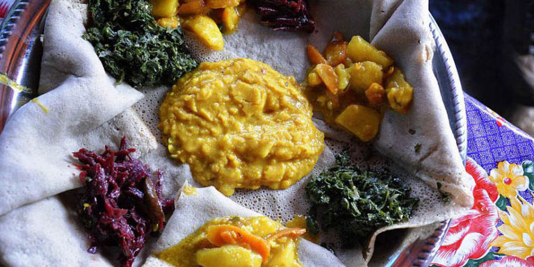 The Ethiopian Pantry - Basic Ingredients and Recipes