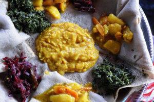 Los básicos de la cocina etíope