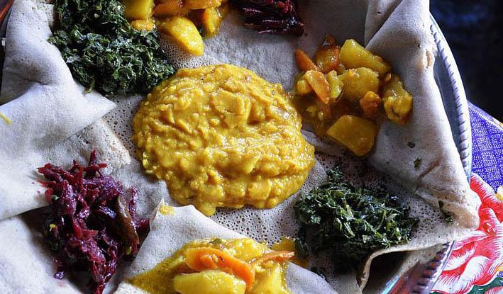 The Ethiopian Pantry – Basics