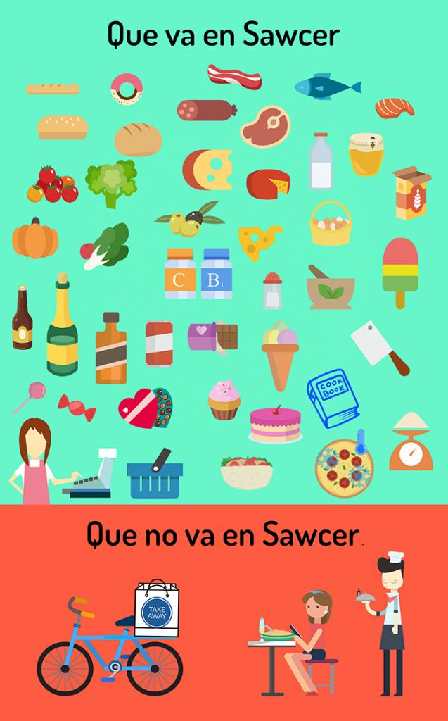 Que va en Sawcer